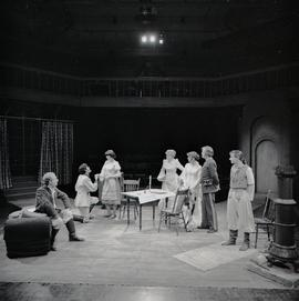 """Arms and the Man"" Play in Studio Theatre"
