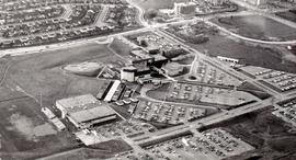 Aerials of Finch Campus